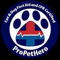Pro Pet Hero Logo